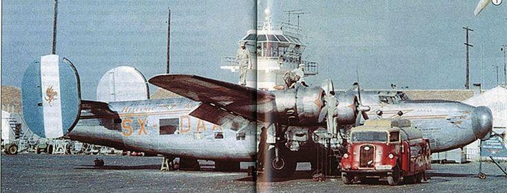 Hellenic Airlines Consolidated LB-30 Liberator MkII (Ελλάς) [SX-DAA]