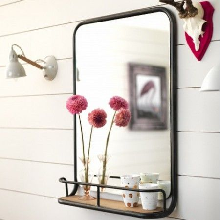 Portrait Danube Carriage Mirror - View All Mirrors - Mirrors - with candles by kitchen