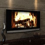 #virtual #fire With this virtual fireplace you have all you need to create beautiful ambience in any space, whether it's your lounge room, living room or at that event you're putting on so