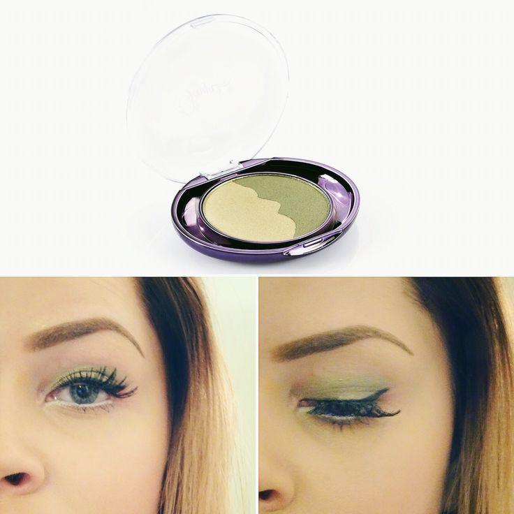 "Eyeshadow ""Forest""   www.myaloevera.no/aloeisabel"