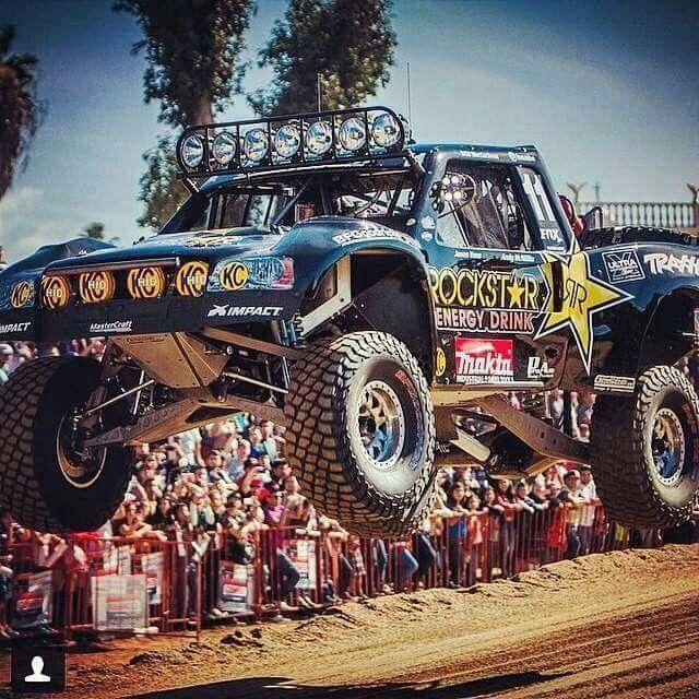Pin By Johnny Maier On Race Trucks Trophy Truck Baja Truck American Racing