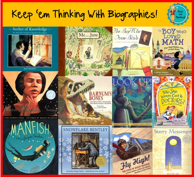 Biography Book Covers: 27 Best Teaching Biography Images On Pinterest