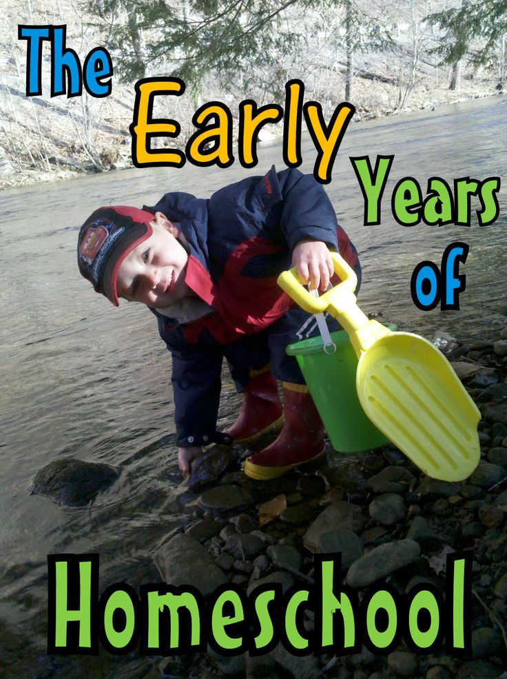 The early years of #homeschool.  Includes preschool and kindergarten recommendations and free online resources.