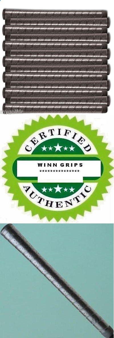 Golf Grips - Golf Club Grips 47324: 13 Winn Excel 5715W Soft Black Wrap Golf Grip Standard Size Authentic And Fresh! -> BUY IT NOW ONLY: $59.95 on eBay!