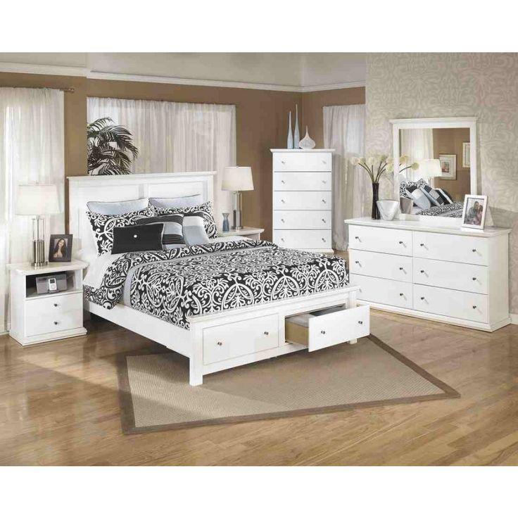 Ashley Furniture Bostwick Shoals Panel Bedroom Set
