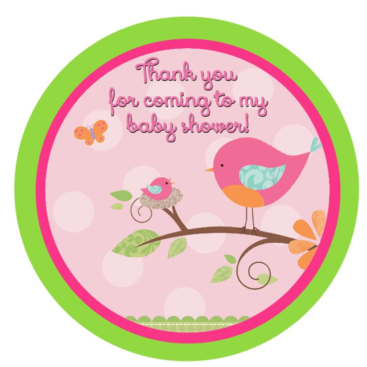14 best Tweet Baby Girl Baby Shower Invitations and party supplies ...
