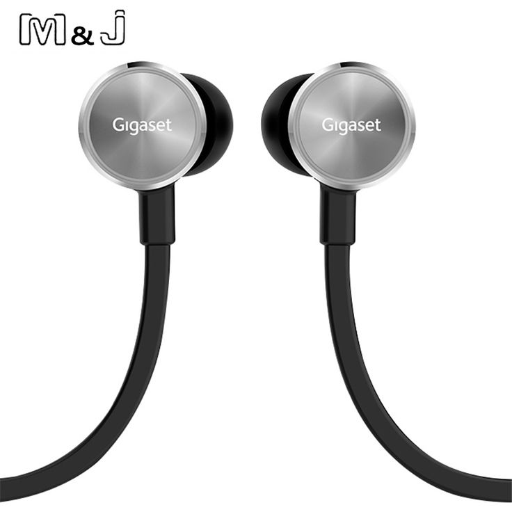 11.69$  Buy here - http://ali7j7.shopchina.info/go.php?t=32787605360 - Gigaset Pro Stereo High Quality Sport Earphone In ear Noise Cancelling Beat Earbuds With Mic For Android IOS Computer  #magazineonlinewebsite