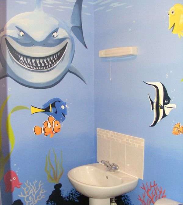 10 best images about finding nemo bathroom on pinterest