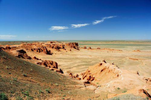 Gobi attractions