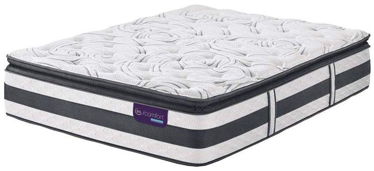Serta Mattress - iComfort Hybrid Observer Super Pillow Top Twin XL Size Mattress - Observer-TWIN XL