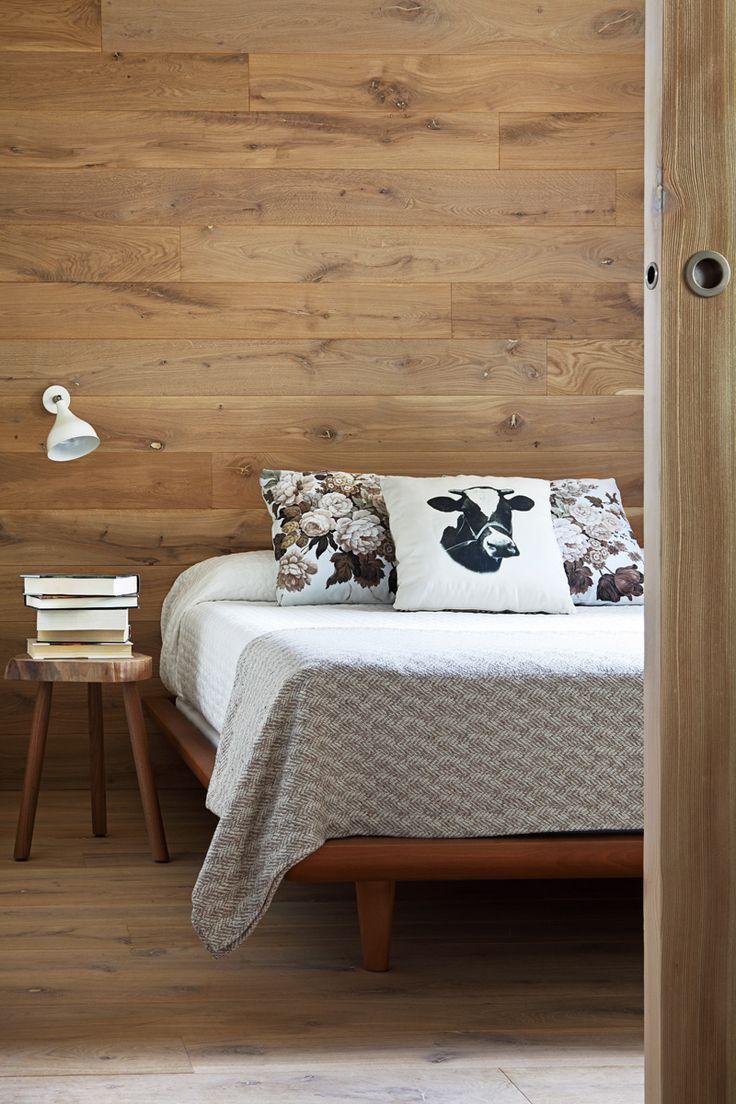 Las 25 mejores ideas sobre revestimiento para pared en - Revestimiento madera paredes ...