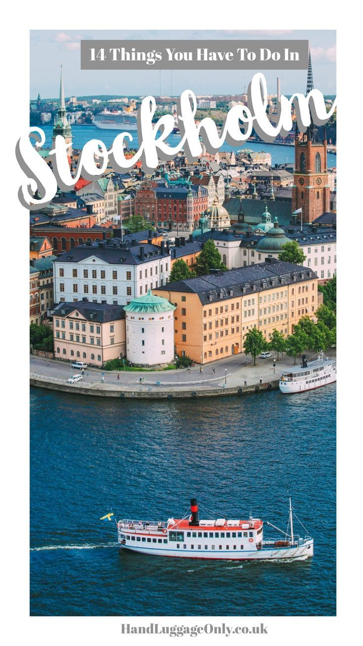 14 Things You Have To Do In Stockholm, Sweden (2)