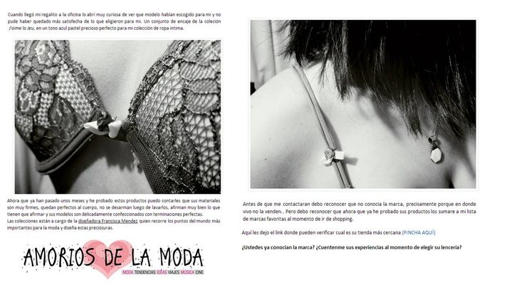 Amoríos de la Moda. 2  http://amoriosdelamoda.blogspot.com