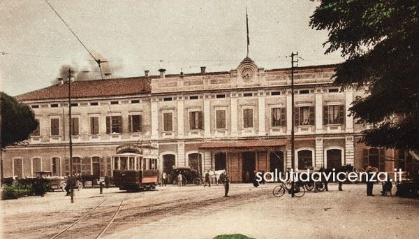 Il triste destino della stazione ferroviaria di Vicenza. Scopri di più (click sull'immagine per leggere l'articolo).