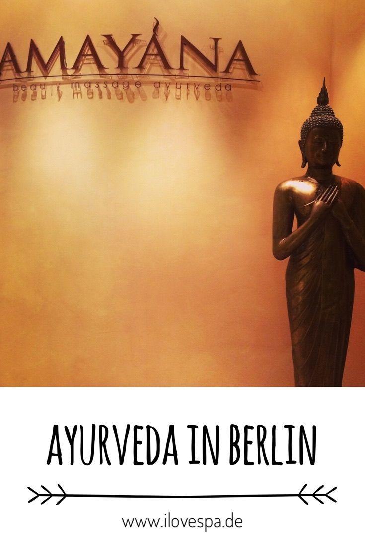 Ayurveda in Berlin im MeridianSpa Spandau