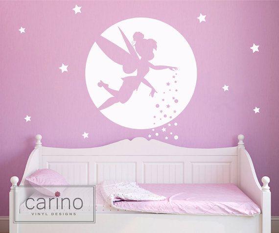 Más de 1000 ideas sobre Girls Wall Stickers en Pinterest ...