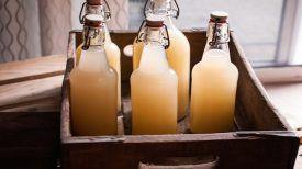 LA Recette Originelle pour faire de la Bière de Gingembre Faite Maison … Elle Peut traiter l'arthrite, les maux d'estomac, réduire le cholestérol et le taux de glycémie !