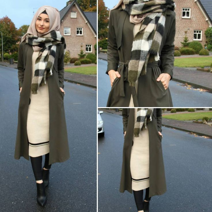 #ootd#simple#chic#hijab#elegant#classy#lovely#jacket#gorgeous#khaki#color#pretty#outfit#hijabstyle#beautiful#muslimah#mashallah#lifestyle#awsome#sweet#look#hijabfashion#styling#hijab#everyday#cool#instalike#instafollow#hijabness19#beauty#forever @hijabness19 ========>> by @hijab_is_my_diamond_official / jacket from @misselegance.de