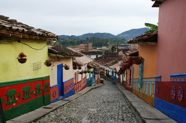 Guatapé, Antioquia, Colombia.