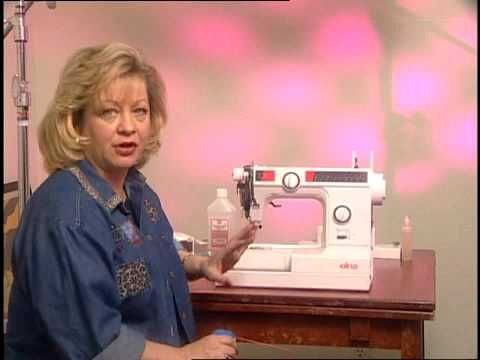 Sewing Machine Maintenance: how to clean and maintain your sewing machine. - YouTube