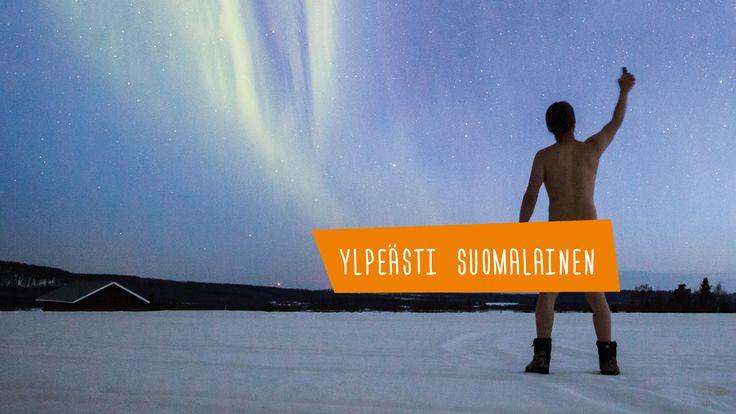 Kun näkymä alkoi kirkastua, päätimme jälleen lähteä kysymään käyttäjiltä. Näiden kuvien kanssa Taiteiden yössä Helsingissä.