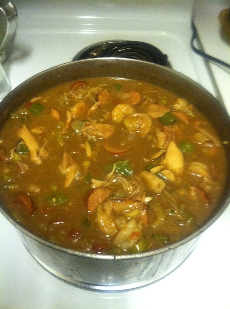 17 Best images about Gumbo on Pinterest | Southern baby names, Fish chowder and Louisiana