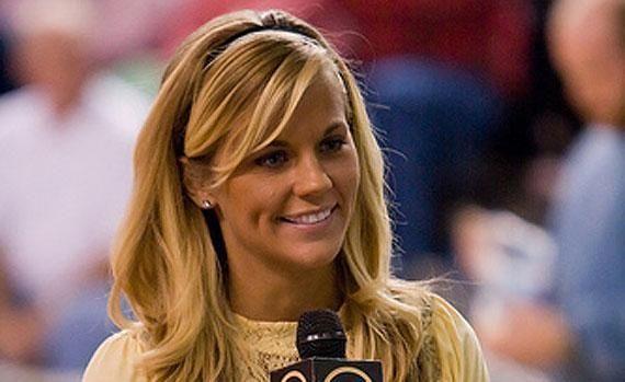 Hottest Athletes Wives#7 Samantha Ponder - Christian Ponder's Wife -