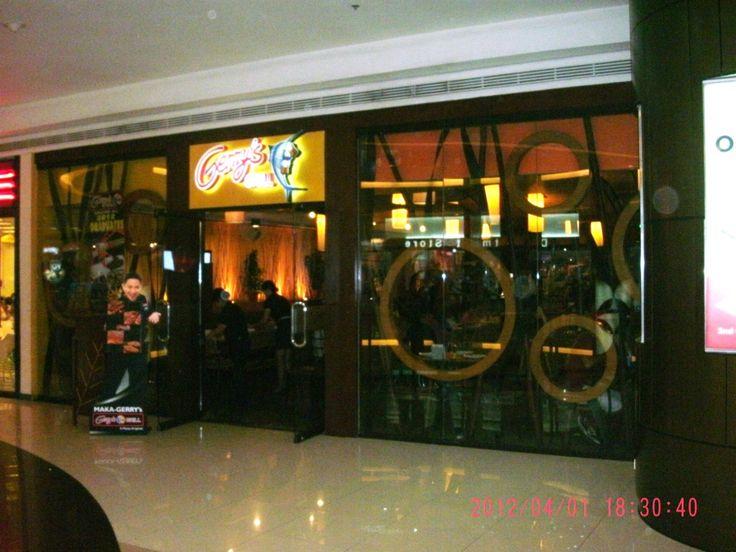 restaurant stall