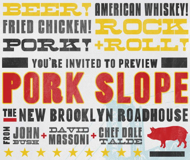 Pork Slope PreviewParty - News - Digest NY