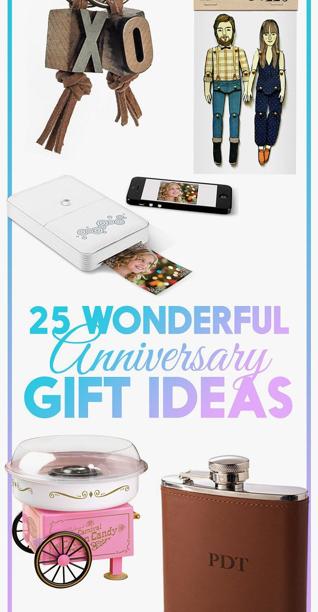 List Of Traditional Wedding Gifts By Year : gift ideas 25 clever spins on traditional anniversary gifts ...