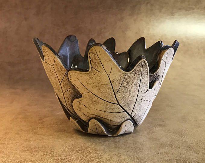 Small Oak Leaf Bowl 14