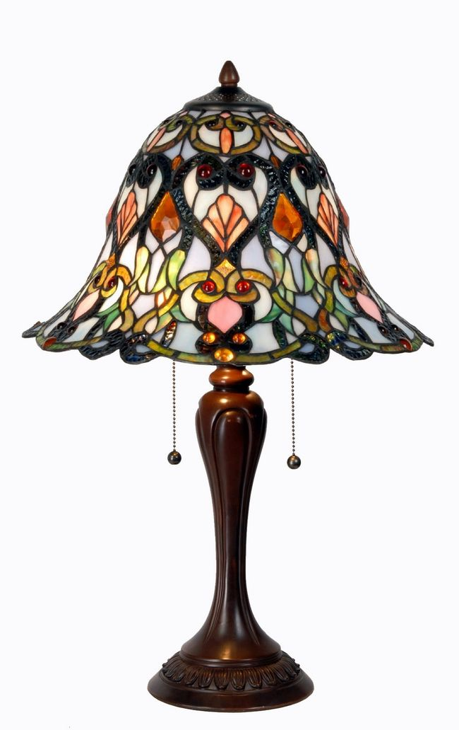 Tiffany Lamps For Sale | Tiffany table lamp 9337
