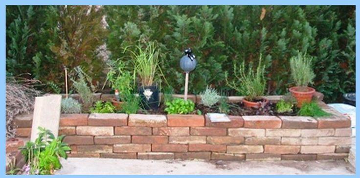 """Jago Polyrattan Gartenmobel : Hochbeet Stein auf Pinterest""""  Gabionen hochbeet, Garten hochbeet"""