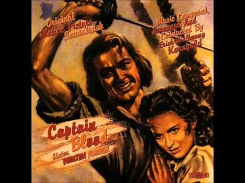 Original Motion Picture Soundtrack (1935). Composed and Conducted by Erich Wolfgang Korngold, performed by the Warner Brothers Studio Orchestra.