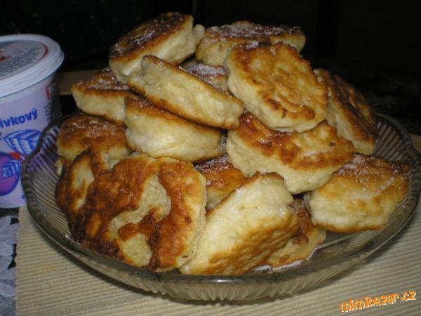 Jablečné bacoušky