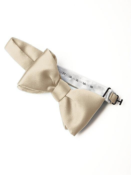 Palomino bow tie for groomsmen