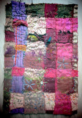 Ribbon weaving - beautiful