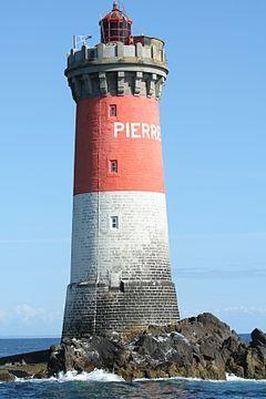 Phare des Pierres Noires - Finistère
