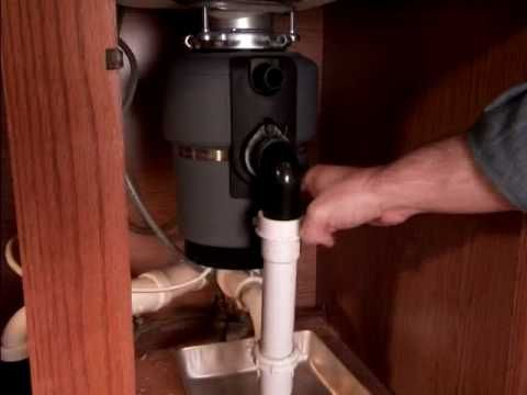 """In case you need to replace your garbage disposal  because it doesn't work not because it is """"TOO LOUD"""".  If that is your problem leave the room."""