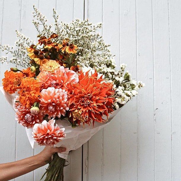 What's more beautiful than this bouquet of flowers? I'll tell ya its women in business doing what they love and supporting each other...@shopdarlingclementine is celebrating 4 years of small business and giving away $500 shop credit! Head on over to their feed for details. by chrissyjpowers