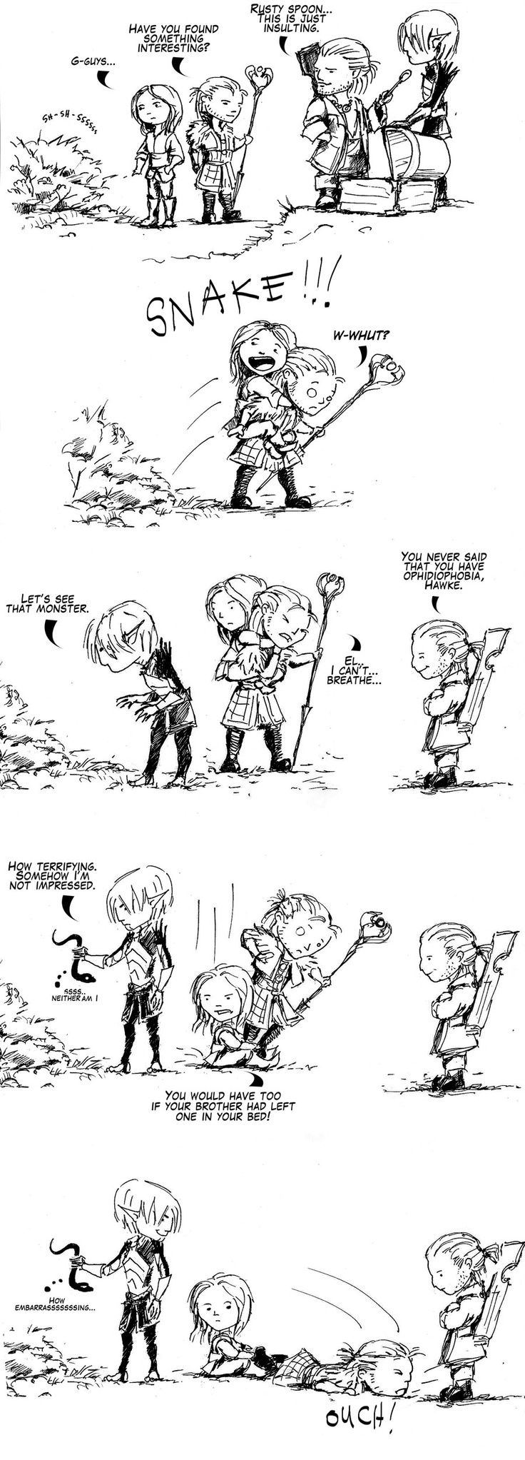 For all of my friend who enjoy Dragon Age 2