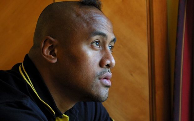 Jonah Lomu dies, aged 40: follow latest as tributes paid to New Zealand rugby great - Telegraph