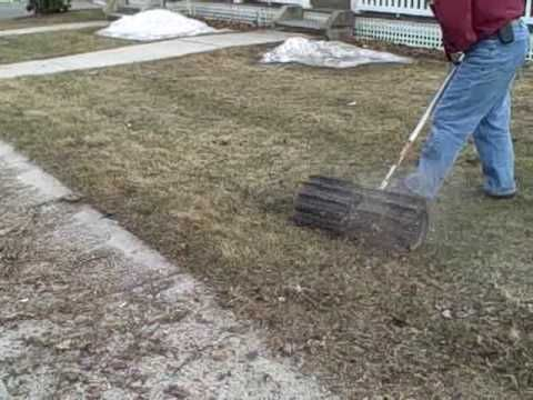 Shindaiwa Power Broom In Action Lawn Equip Amp Tools