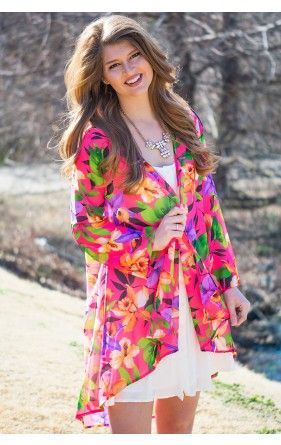 Aloha Kimono... cant wait for mine to come in! just had to have it :)