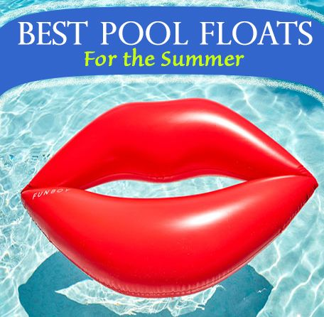 Best Pool Floats for the Summer from The Well Appointed House