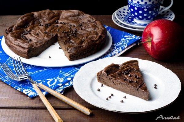 """Шоколадный пирог с авокадо без муки! -   Честно, даже затрудняюсь описать привычными словами - это фантастически вкусно, нежно, влажно и насыщенно. Кроме того, не смотря на большое количество шоколада и всяких """"сахаров"""", этот пирог занимает уверенную позицию среди"""