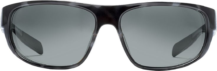 Native Eyewear Crestone Polarized Sunglasses Obsidian/Dark Gray Gray