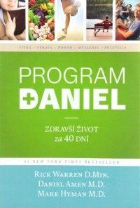 Program Daniel (recenzia) - Mala som možnosť čítať už zopár kníh o zdravej výžive. Niektoré z nich mali jeden spoločný problém: ľudské telo povýšili na modlu, ktorej treba obetovať čas, úsilie, peniaze, pozornosť a kvapky potu s cieľom pretvoriť ho na ideálne.
