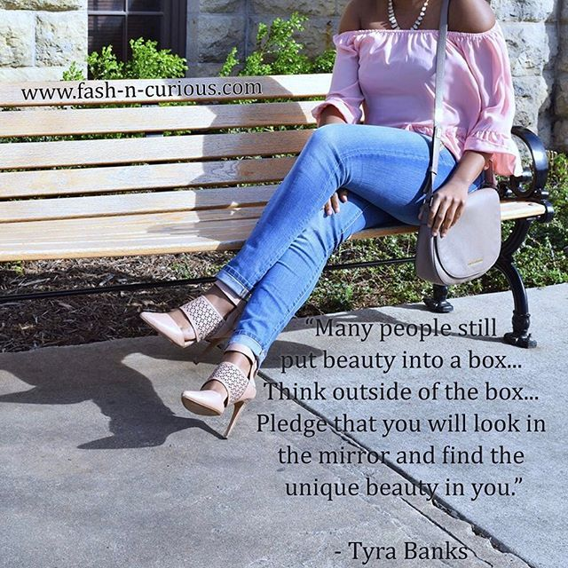 :: Beauty :: -- They say beauty is in the eyes of the beholder, let that beholder start with you! Every perceived imperfection is beautiful. YOU are beautiful!!! This look and shopping links on the blog! Head to fash-n-curious.com (link in bio) #fashncurious #wednesdaywisdom #motivationalquotes . . . . . . . . . . . . . . #outfitidea #wiw #mylook #instastyle #instafashion #fashionphotography #photooftheday #streetstyle #ootdmagazine  #trendsetter #lovethislook #fashiongram #todayimwearing…