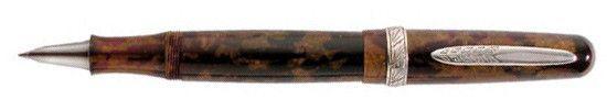 Stipula Etruria Ambra Rollerball Pen